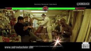 Denzel Washington #TheEqualizerParody by @KingBach
