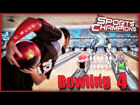 GoGo's Sport Week - Deň 4 - Bowling! w/MaťoMišo