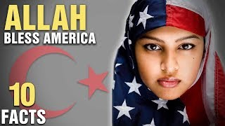 10 Surprising Facts About Islam in America | #10Facts