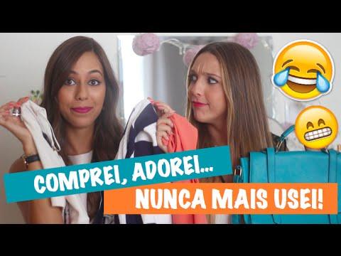 ADOREI, COMPREI e NUNCA MAIS USEI! c/ Inês Ribeiro! |Corbyssimas