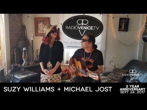 "Suzy Williams ""Alguien le dice al tango"" | Radio Venice 2 Year Anniversary"