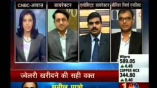 CNBC Awaaz Special - Mr  Rajiv Popley, Director Popley Group