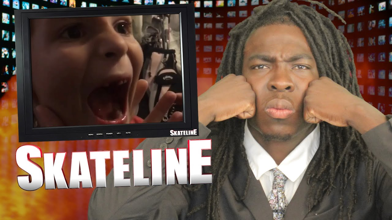 Thrasher Magazine's SKATELINE with Gary Rogers