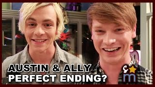 AUSTIN amp ALLY Cast39s Perfect Ending Fan Messages amp What They39re Taking From Set