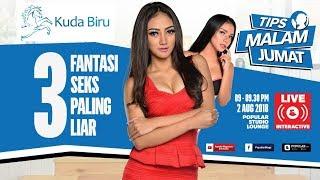 Video LIVE Streaming: Tips Malam Jumat 3 Fantasi Seks Paling Liar Bareng SASSHA Carissa + YOSHIE Selena download MP3, 3GP, MP4, WEBM, AVI, FLV Agustus 2018