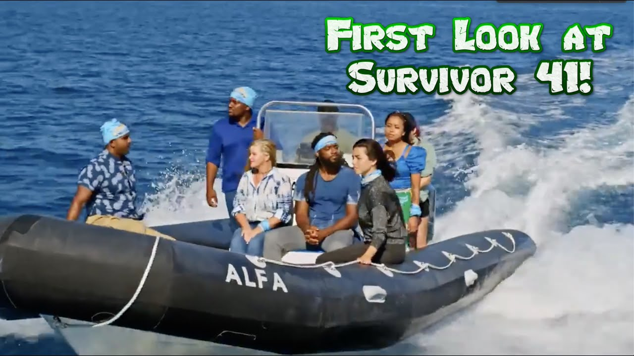 'Survivor' Season 41 premieres on CBS tonight_ How to watch and ...