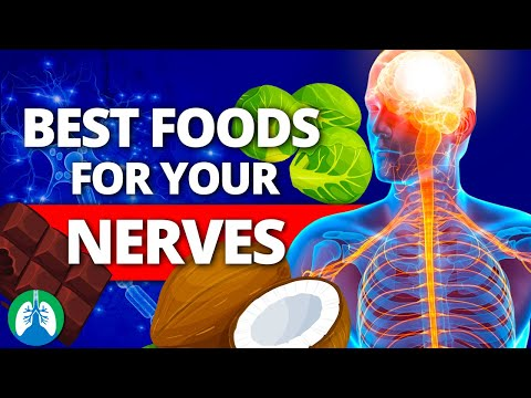 Top 10 Best Foods for Your Nervous System (Neuropathy Remedies)