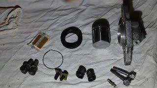 видео Ремкомплект переднего тормозного суппорта