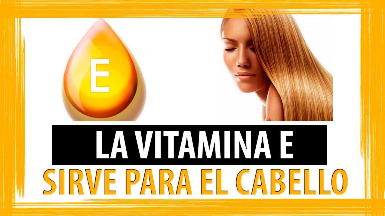 Vitamina para el cabello - 5 6