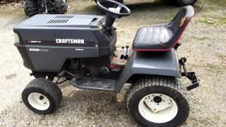 Riding Mower My Craftsman Garden Tractor Attachments