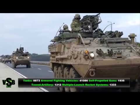 Scary U S Armed Forces   United States Military Power  How Powerful Is USA 2017-2018