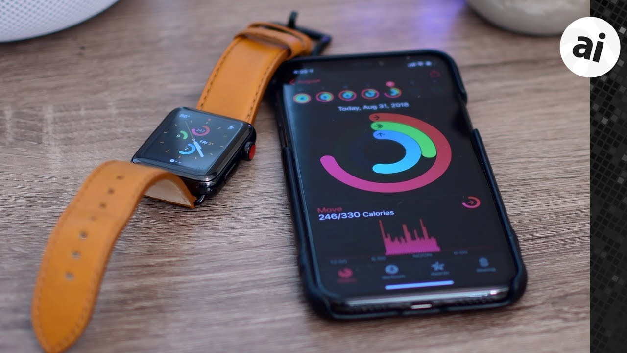 What it was like to give up my Apple Watch after three years