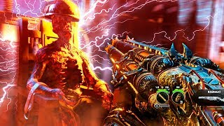 Haciendo el EASTER EGG COMPLETO! Blood Of The Dead Call Of Duty: Black Ops 4 ZOMBIES!