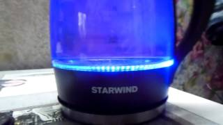 электрочайник StarWind SKP 2212 обзор