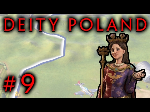 Poland can Into Civilization 6! - Let's Play - Part 9