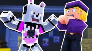 NIGHTMARE Funtime Freddy Jumpscare! | Minecraft FNAF Roleplay