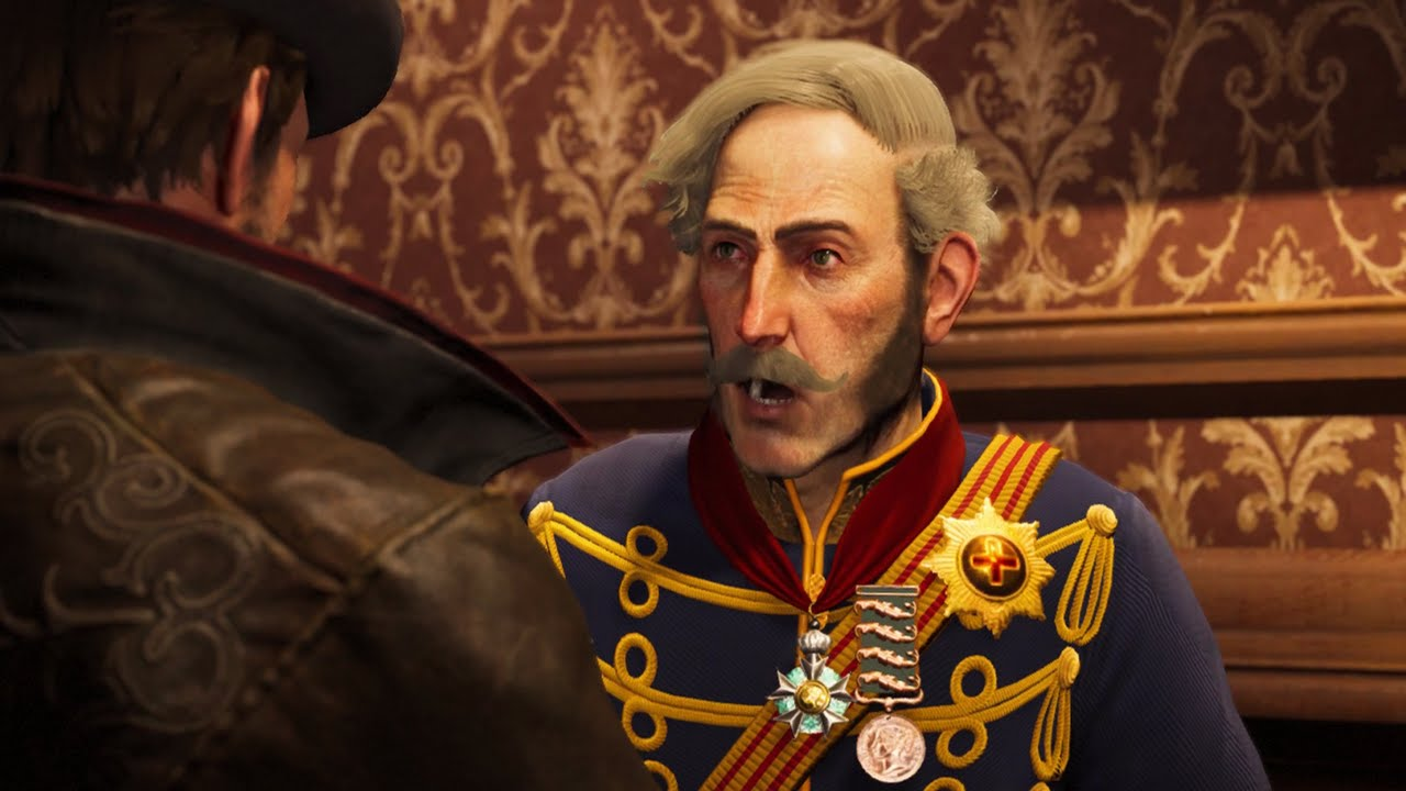 Assassin's Creed Syndicate - Earl of Cardigan ... лорд