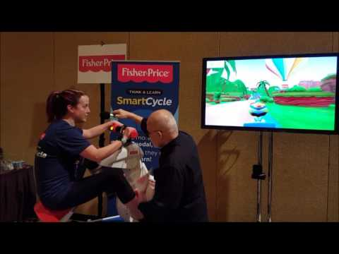 Preview Of The Fisher Price SmartCycle