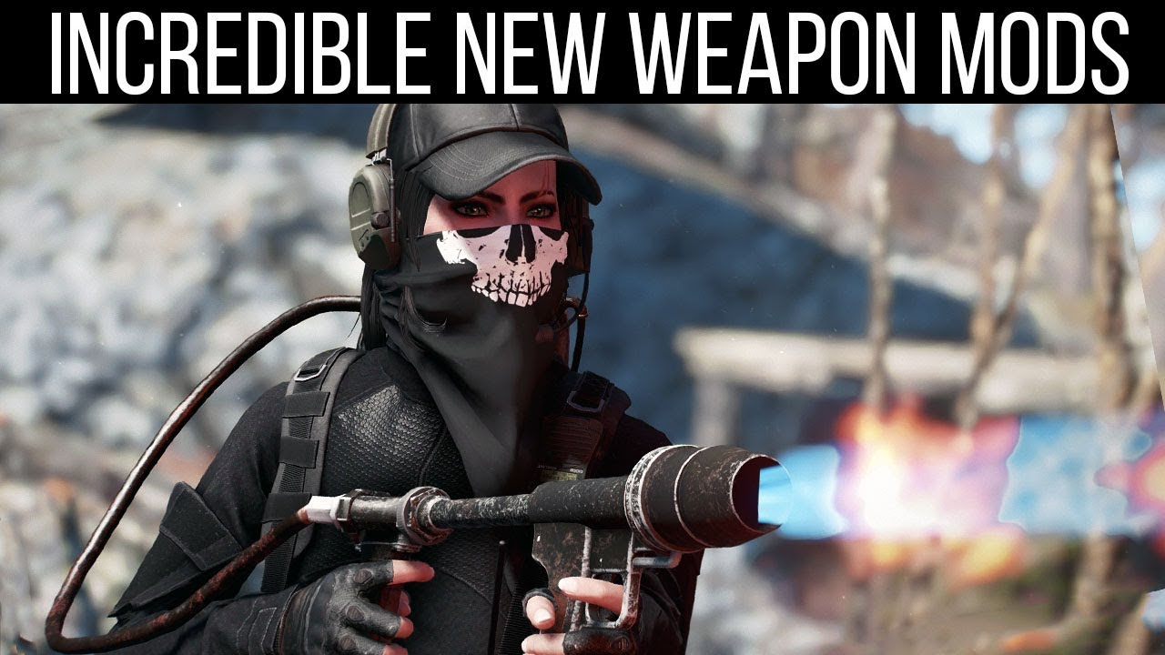 Modders Are Adding Insane New Weapon into Fallout 4