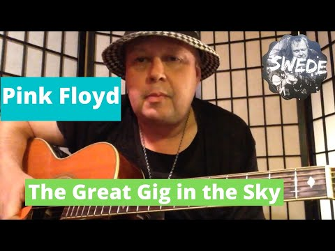 The Great Gig In The Sky Guitar Chords Pink Floyd Youtube