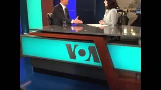 Lulzim Basha - Intervista dhene tek Zeri i Amerikes - SYRI.net TV