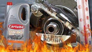 Carlube 0W30 C2-P Jak skutecznie olej chroni silnik? 100°C