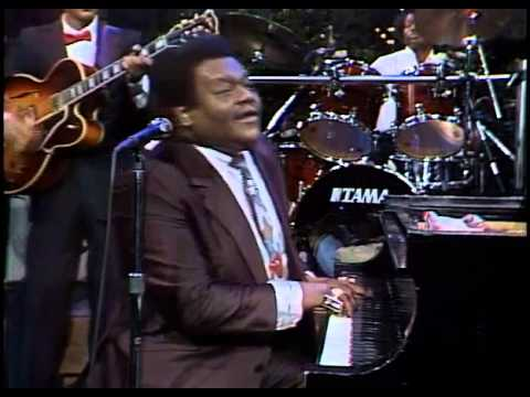 Fats Domino   Your cheatin' heart