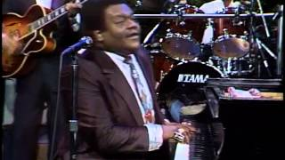 Watch Fats Domino Your Cheatin Heart video