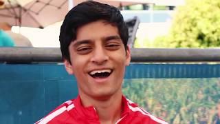 Arnav pedaled for a better future