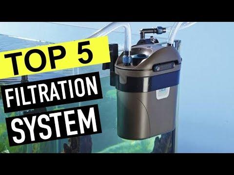 BEST 5: Filtration System 2018