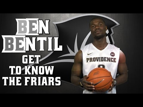 Get to Know The Friars: Ben Bentil