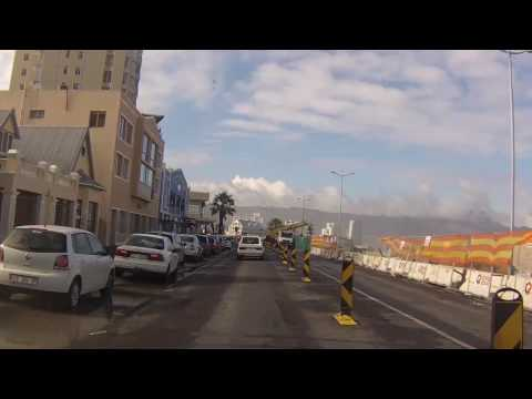 Somerset West - Strand - Western Cape - South Africa - Dash Cam