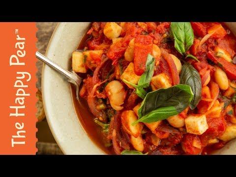 Vegan Tuscan Stew with Deliciously Ella