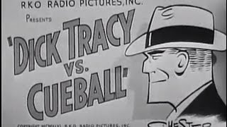 Dick Tracy vs. Cueball (1946) [Crime] [Action] [Mystery]
