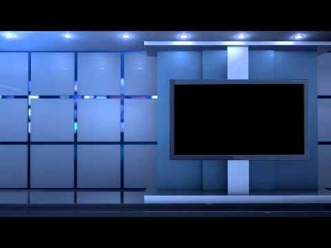 Clean Studio Virtual Background Virtual Set Youtube