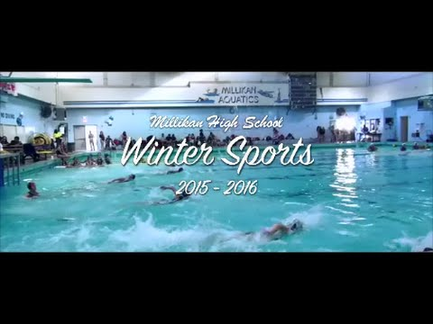 Millikan High School | Winter Sports 2015 - 2016