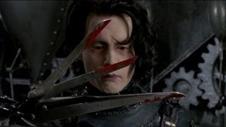 Edward Scissorhands Horror Recut Trailer