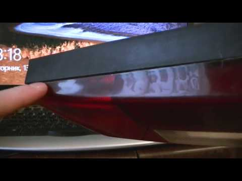 Полный разбор заднего фонаря ВАЗ 2114