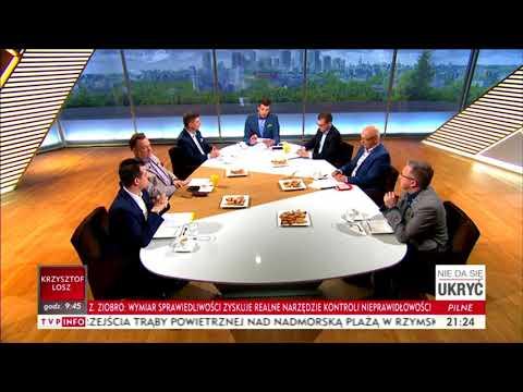 Kolejne kłamstwo Jana Grabca  Grabiec i Szczerba nie wpuszczeni do TVP