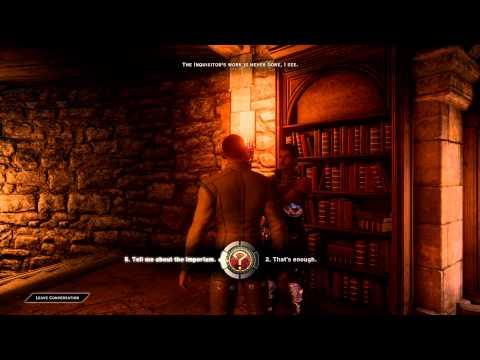 Dragon Age: Inquisition - Dorian Pavus The Magisterium