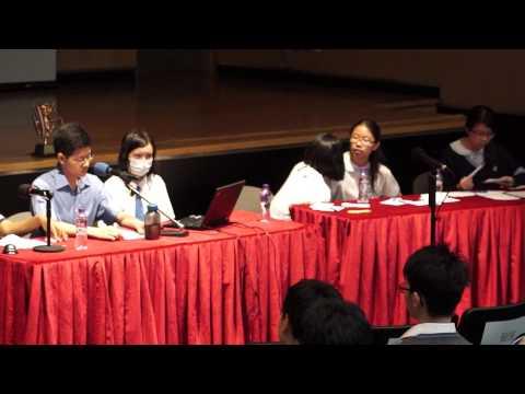HKSSDC Grand Final 2015  SPKC English Debate Team