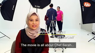 Not My Mother's Baking Movie - Photoshoot with Main Cast
