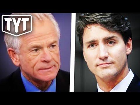 Trump Advisor Grovels To Trudeau