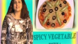 Pizza - Vegetable Pizza