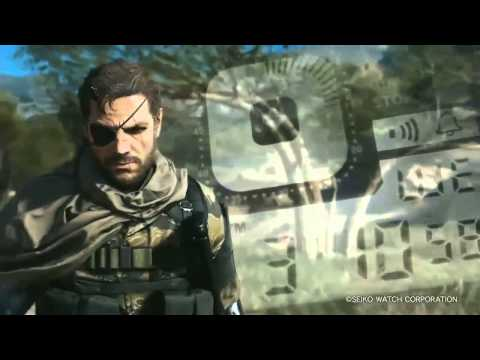Metal Gear - Solid 5: The Phantom Pain - E3 2013 Sins of the Father Trailer