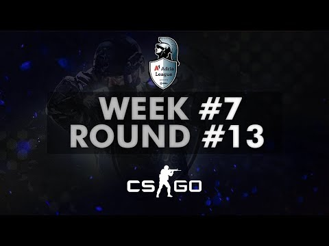 A1 Adria League  CS:GO Group Stage  Week #7  Round 13