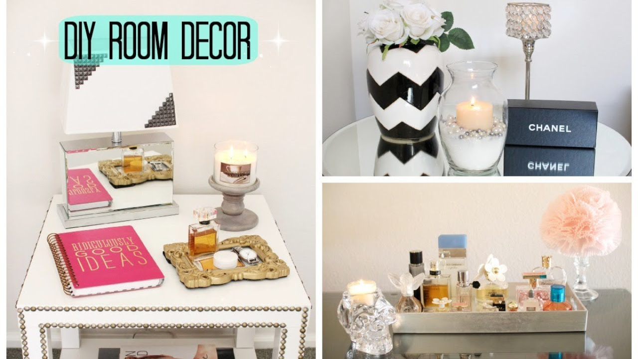DIY Room Decor Cute Affordable Decorations