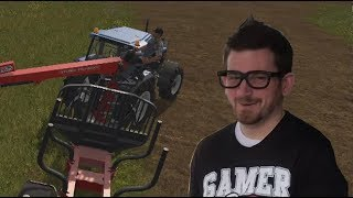 5 Hours With Farming Simulator - Gamestop Rng  Pilot