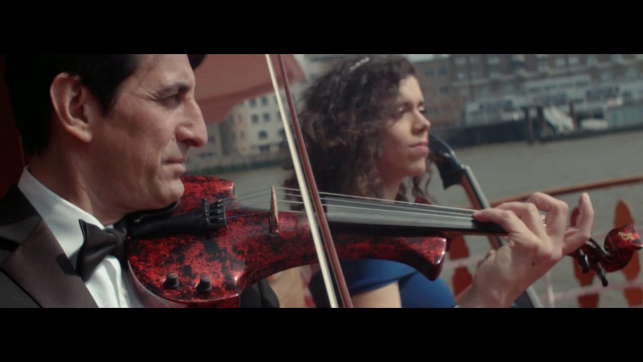 Electric Violin and Cello Duo - String Quartet London