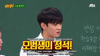Knowing Brothers ep 137 with Cha Eunwoo-preview (ENG sub)